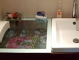 玉川学園 町田の美容室リレイズのお手洗い